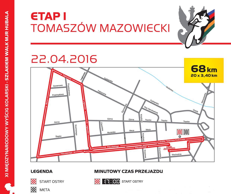 Etap I Tomaszów Maz.