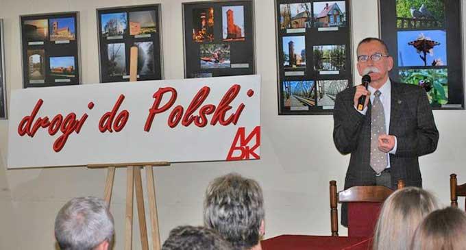 """""""Drogi do Polski…"""" Spotkanie młodzieży z Zygmuntem Augustyniakiem"""