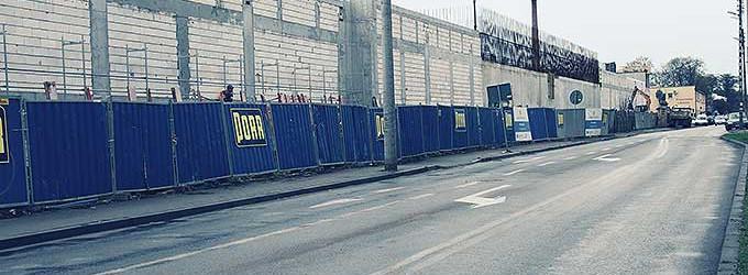 Od wtorku zamkną ulicę Barlickiego