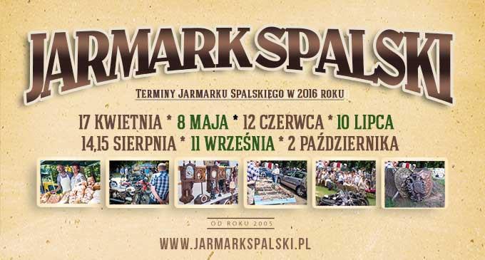 Jarmark Spalski już w najbliższą niedzielę