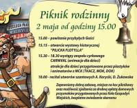 Majówka w Skansenie Rzeki Pilicy. Atrakcje dla dzieci i koncert szantowy