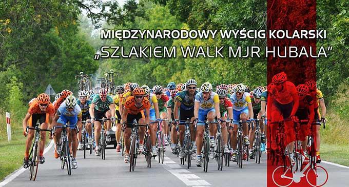 Startuje międzynarodowy wyścig Hubala. Etap I w Tomaszowie (OBJAZDY, MAPKI)
