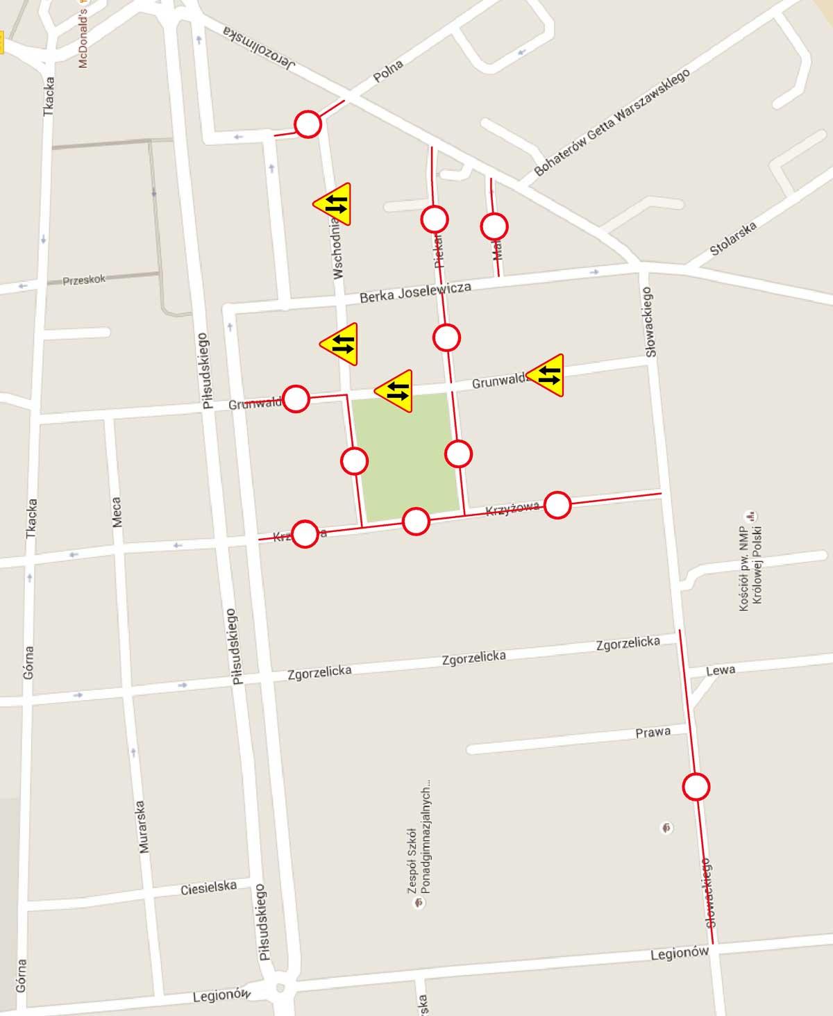 zamkniete-ulice-tomaszow