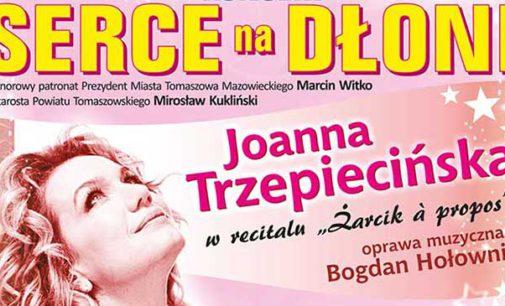 XVII SERCE NA DŁONI. Wystąpi m.in. Joanna Trzepiecińska
