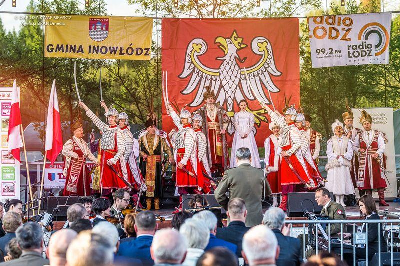 Inowlodz Inauguracja obchodow 950 lecia Inowlodza-177