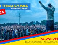 DNI TOMASZOWA 2016. Zobacz gwiazdy festiwalu!