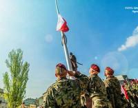 Dzień Flagi Rzeczypospolitej Polskiej w Tomaszowie (ZDJĘCIA)
