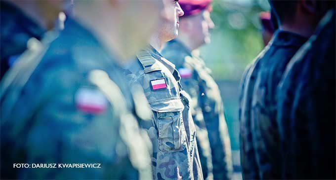 Dzień Weterana na stadionie wojskowym w Tomaszowie