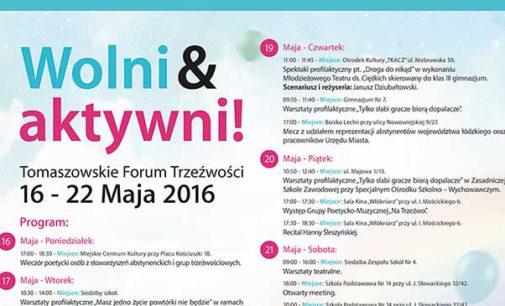 XXIX Tomaszowskie Forum Trzeźwości