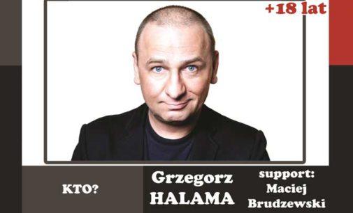 Grzegorz Halama w Tomaszowie Mazowieckim, czyli kolejna odsłona Stand-up No Limits!