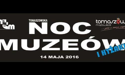Noc Muzeów 2016 w Tomaszowie
