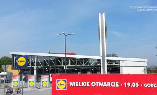 19 maja otwarcie nowego Lidla w Tomaszowie. Wygraj kosz produktów!