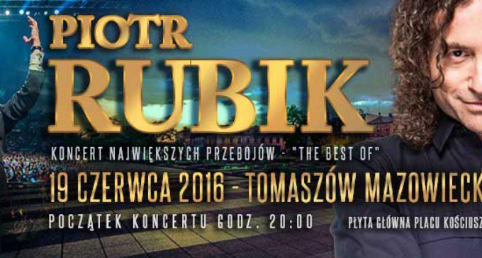 Finał Tygodnia Antoniańskiego w ten weekend. Na pl. Kościuszki wystąpi Piotr Rubik!