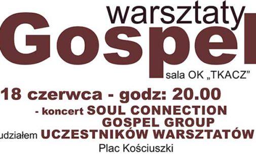 MCK zaprasza do udziału w Warsztatach Gospel