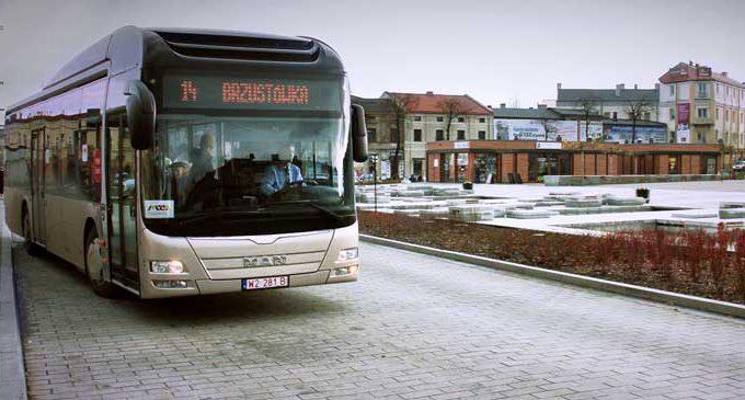 Nowe autobusy i baza MZK w Tomaszowie. Wnioski pozytywnie przeszły ocenę formalną!