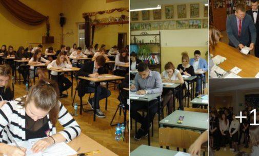 "Egzamin w ""siódemce"" zdany na 5 +"