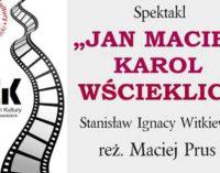 """MOK zaprasza na  """"Środę z Teatrem"""""""