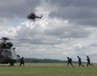 Zajęcia taktyczne kawalerii powietrznej