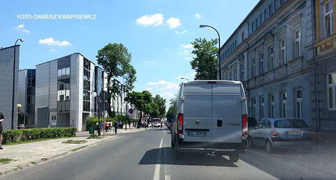 Od środy Mościckiego zamknięta dla ruchu. Zmiana tras MZK