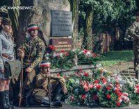 Upamiętnienie 72. Rocznicy wybuchu Powstania Warszawskiego w Tomaszowie (ZDJĘCIA)