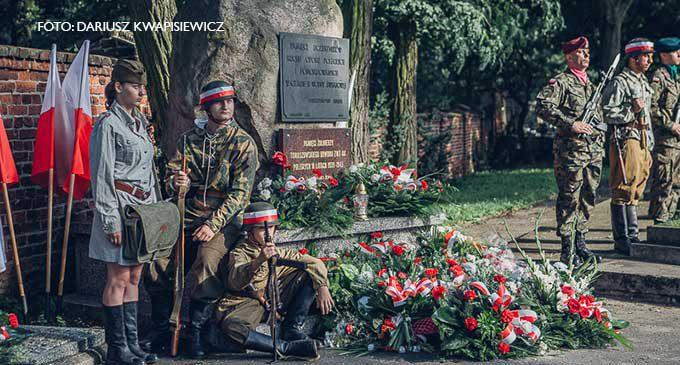 73. rocznica wybuchu Powstania Warszawskiego (PROGRAM UROCZYSTOŚCI)