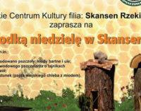 Słodka niedziela w Skansenie
