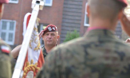 Święto Wojsk Lądowych w 25BKPow.