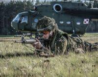 Szkolenie poligonowe kawalerii powietrznej