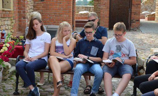 Czytanie Narodowe w zamku