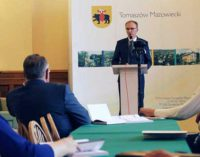 Szansa na ekspansję zagraniczną. Wiceminister Radosław Domagalski spotkał się z tomaszowskimi przedsiębiorcami
