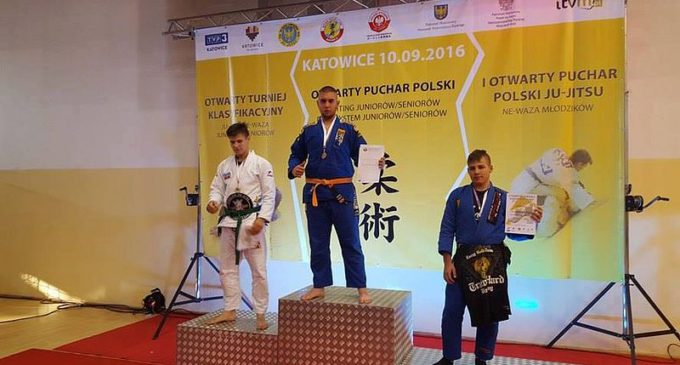 Medal Mistrzostw Europy w Ju-Jitsu dla tomaszowianina