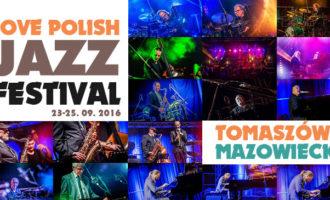 LOVE POLISH JAZZ FESTIVAL za nami. Gwiazdy jazzu w Tomaszowie (ZDJĘCIA)