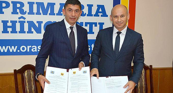 Tomaszów Mazowiecki będzie współpracować z mołdawskim miastem Hîncești