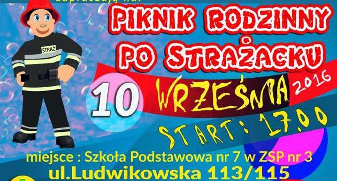 Piknik Rodzinny po Strażacku. Gwiazdą Ivan Komarenko