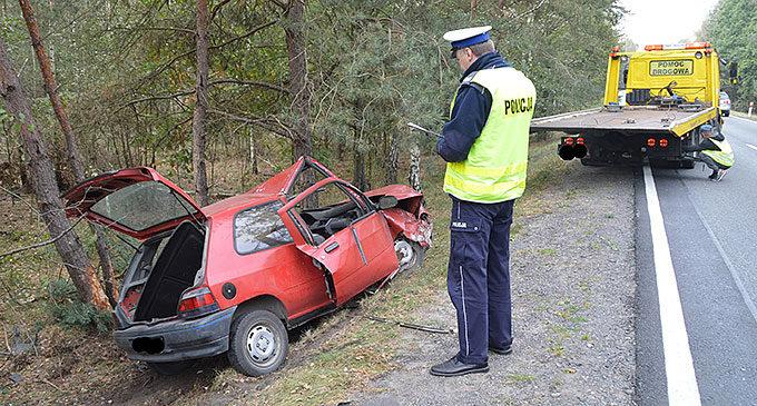 Tragiczny wypadek na drodze do Spały