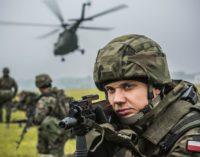 25 Brygada. Współpraca powietrzno-lądowa (ZDJĘCIA)