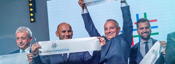Otwarcie inwestorskie Galerii Tomaszów (ZDJĘCIA)