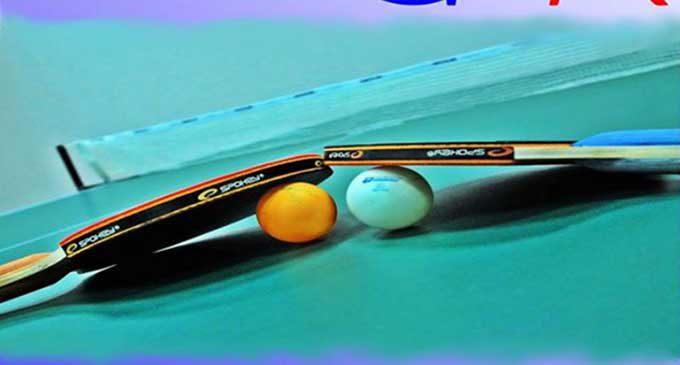 Turniej tenisa stołowego w DOK