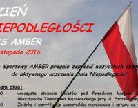 Dzień Niepodległości z KS AMBER