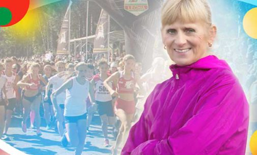 Ruszają bezpłatne treningi biegowe z Mistrzynią Świata – Wandą Panfil!