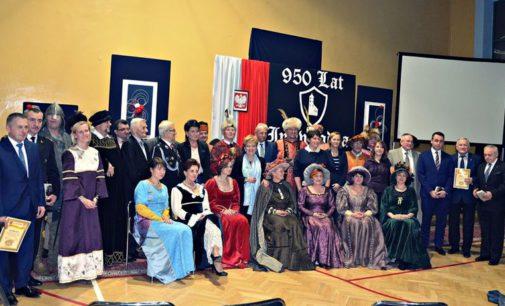 Królewski niegdyś Inowłódz kończy świętowanie Jubileuszu 950 – lecia Sesją Nadzwyczajną