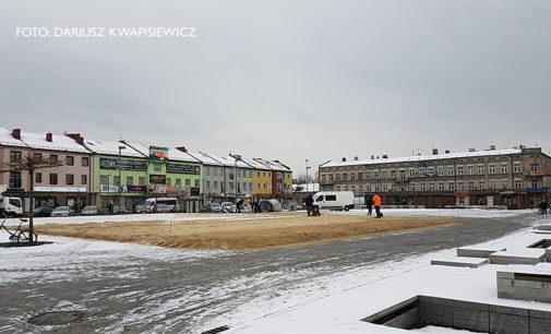 W czwartek rusza lodowisko na placu Kościuszki!