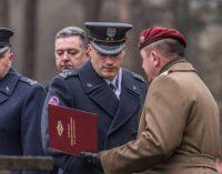 Nowy dowódca 7 dywizjonu lotniczego
