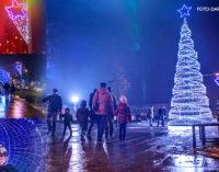 Na placu Kościuszki rozbłysła świąteczna iluminacja