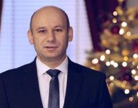 Życzenia świąteczno – noworoczne prezydenta Tomaszowa Marcina Witko