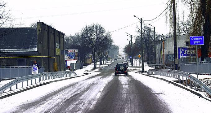 Warszawska i Mościckiego otwarte dla ruchu. Przez most na Czarnej też przejedziemy