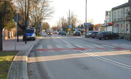 Na ul.św. Antoniego na przejściu dla pieszych kierowca potrącił pieszą i odjechał z miejsca wypadku
