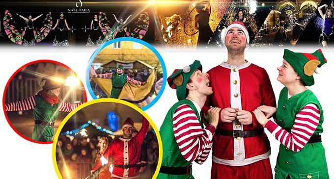 Jarmark Bożonarodzeniowy i Teatr Ognia już w ten weekend na placu Kościuszki