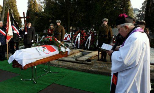 Ostatnie pożegnanie tomaszowskiego olimpijczyka Jana Szczepańskiego