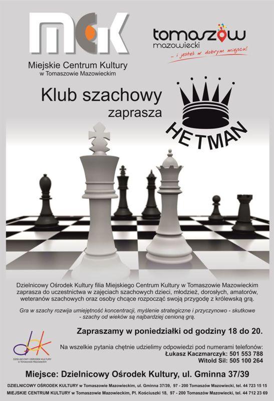 klub szachowy Hetman (0)